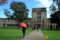 穿越澳洲:吴栋伟记录昆士兰大学的内貌