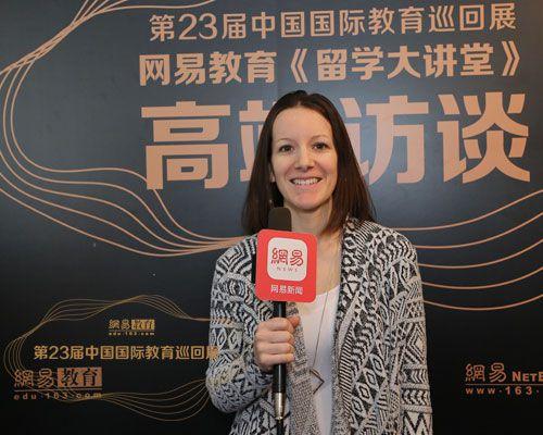 加拿大汉森高中Jessica:中国学生去加拿大留学理想的选择是私立学校