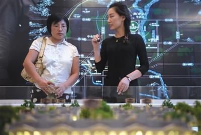 售楼员见证北京楼市疯狂:两天成交12套别墅