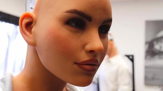 AI让人失业事小 性爱机器人破坏力大得多