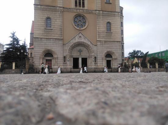 图为DOBBY拍摄:圣弥厄尔教堂