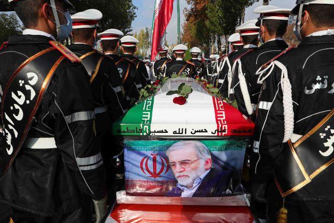 """伊朗媒体:袭杀科学家武器系""""以色列制造"""""""