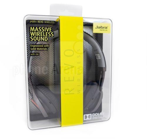 Jabra 捷波朗 REVO Wireless 混音器 蓝牙 头戴式耳机