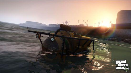 《侠盗猎车手5》新画面展开恣意妄为人生冒险
