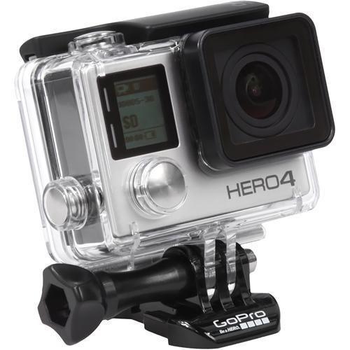 GoPro HERO4 运动摄像机 黑色旗舰版