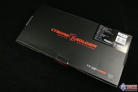 为了胜利 黑爵机械战士RGB键盘评测