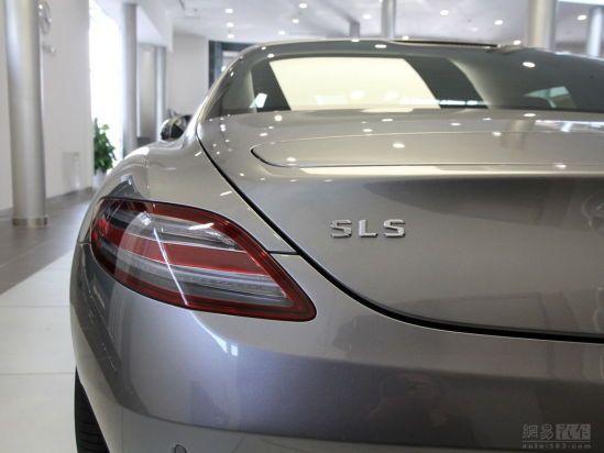 2010款奔驰SLS 63 AMG