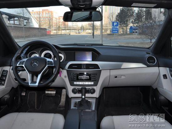 奔驰C200旅行版 2011款 C200 CGI豪华运动型