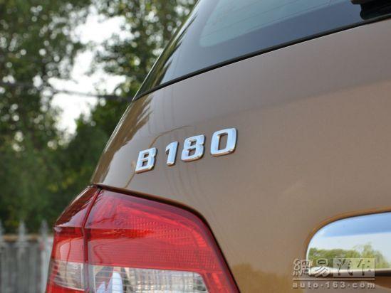 奔驰B级 2012款 B180