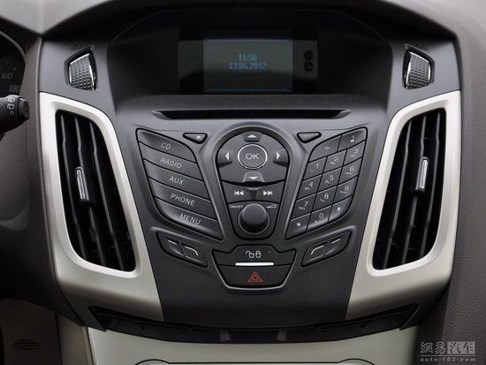 福特福克斯两厢 2012款 1.6双离合 风尚型