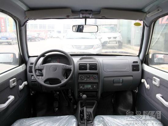 江南TT 2011款 0.8MT舒适型