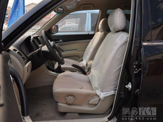 广汽吉奥奥轩G5 2010款 2.4MT两驱精英版