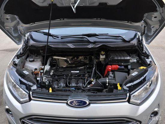 福特翼搏 2013款 1.5AT尊贵型