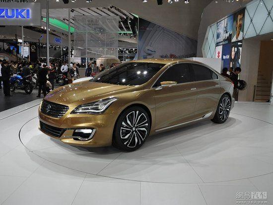 4月发布 国产铃木新紧凑车型测试照首曝
