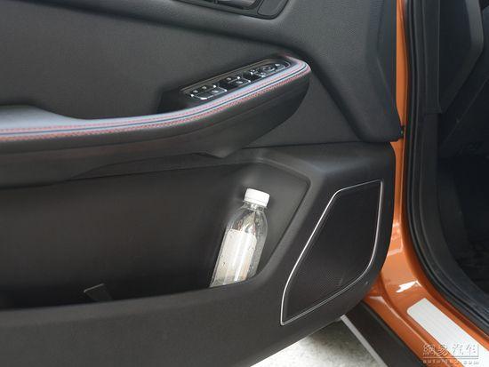 进步在点滴之间 众泰大迈X5升级版试驾