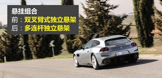 V8依旧迷人 海外试驾法拉利GTC4Lusso T
