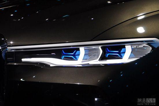 我就是大哥 宝马X7概念车法兰克福首发