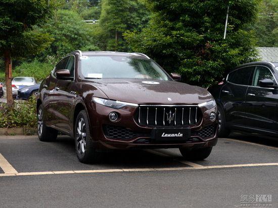增加更多选择 玛莎拉蒂三款新车型上市
