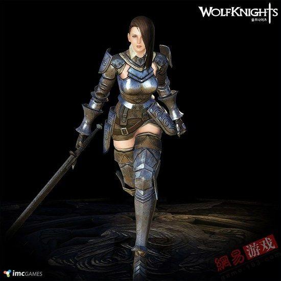 《狼骑士》游戏截图