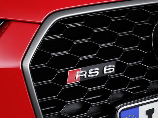 旅行车小众/性能版呢? 奥迪RS6前景分析 草稿