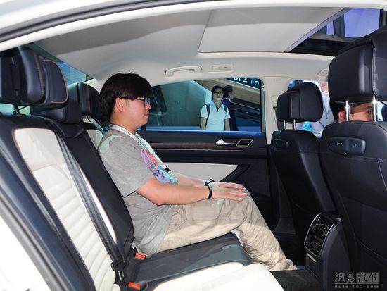改变比血统重要 北京车展体验新一代迈腾