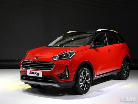 SUV/新能源为主 东风悦达起亚发新车规划