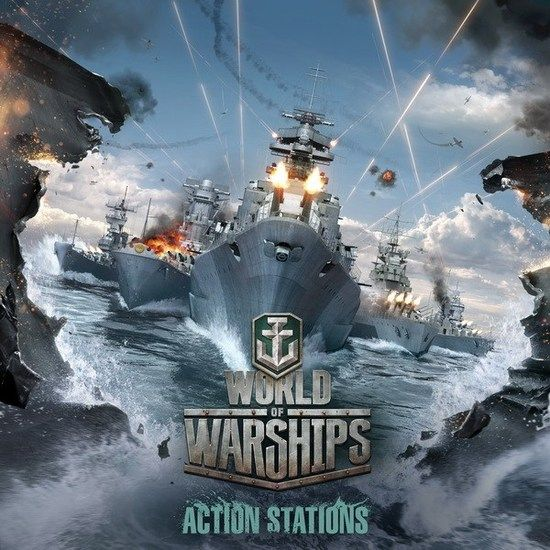 《战舰世界》最新游戏截图