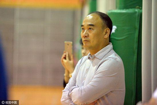 来自温江的周仕强让四川篮球重回CBA舞台
