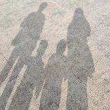 右右细毛和爸妈