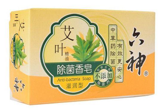 六神艾叶健肤系列,全力守护幸福新春